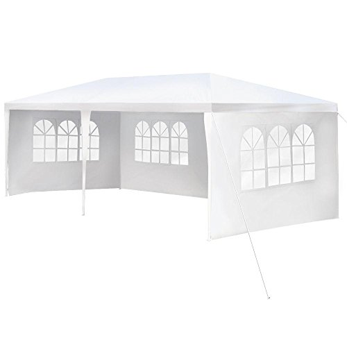 FDW 10'x20' Outdoor Canopy Party Wedding Tent Garden Gazebo Pavilion Cater Events -4