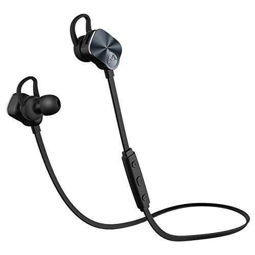 Mpow Auricolari Wireless IPX7 Bluetooth 4.1 Stereo, Cuffie Stereo con Microfono, per iPhone 7/7 plus/6/6 plus/6s/6s plus 5s 5 Samsung...