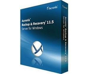 Acronis Backup & Recovery 11.5 Server for Windows incl. AAP BOX