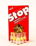 Super Stop Disposable Cigarette Filters - 5 Packs