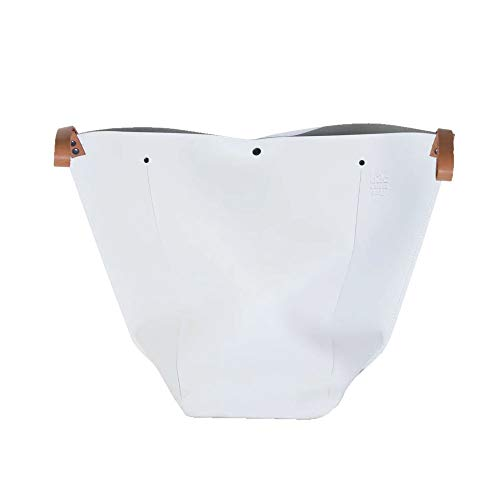 lb010wh/b2c ランドリーバッグ 《miniサイズ》 ホワイト| 洗濯カゴ ランドリーバッグ 洗濯かご おりたたみ ランドリーバスケット ランドリー用品 洗濯かご