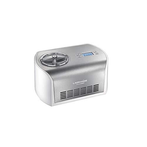 Lagrange 419010 Créative Eismaschine, Edelstahl, Kunststoff