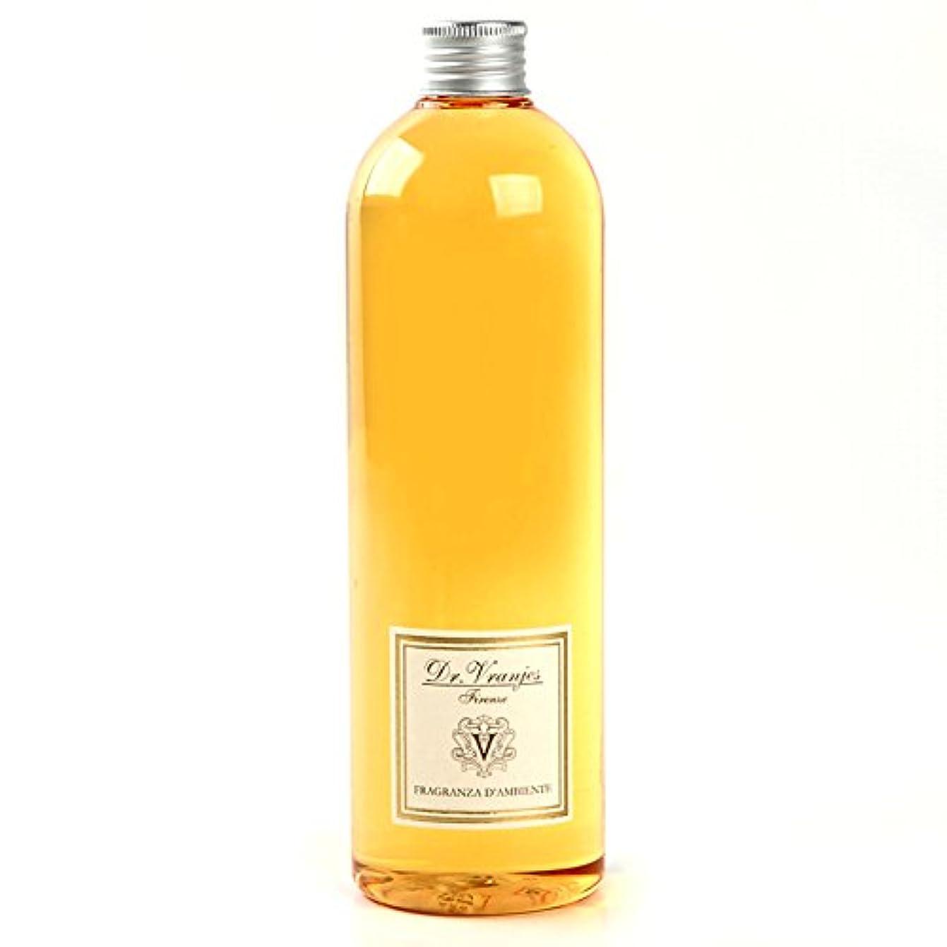 拘束慣性料理をするドットール?ヴラニエス(Dr Vranjes) ルームフレグランス 詰替え用 500ml レモン&マンダリン