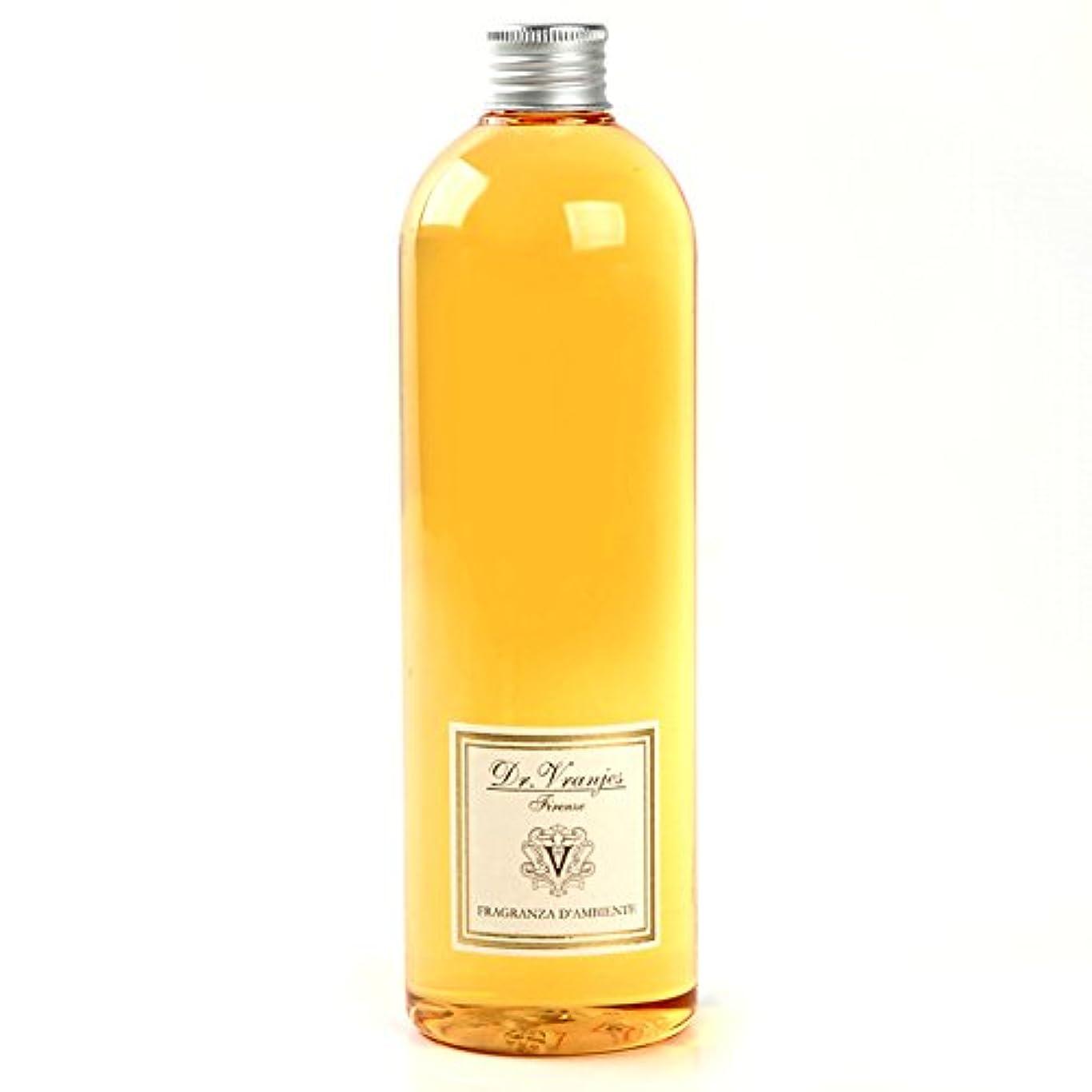 うなずく人に関する限りすみませんドットール?ヴラニエス(Dr Vranjes) ルームフレグランス 詰替え用 500ml レモン&マンダリン