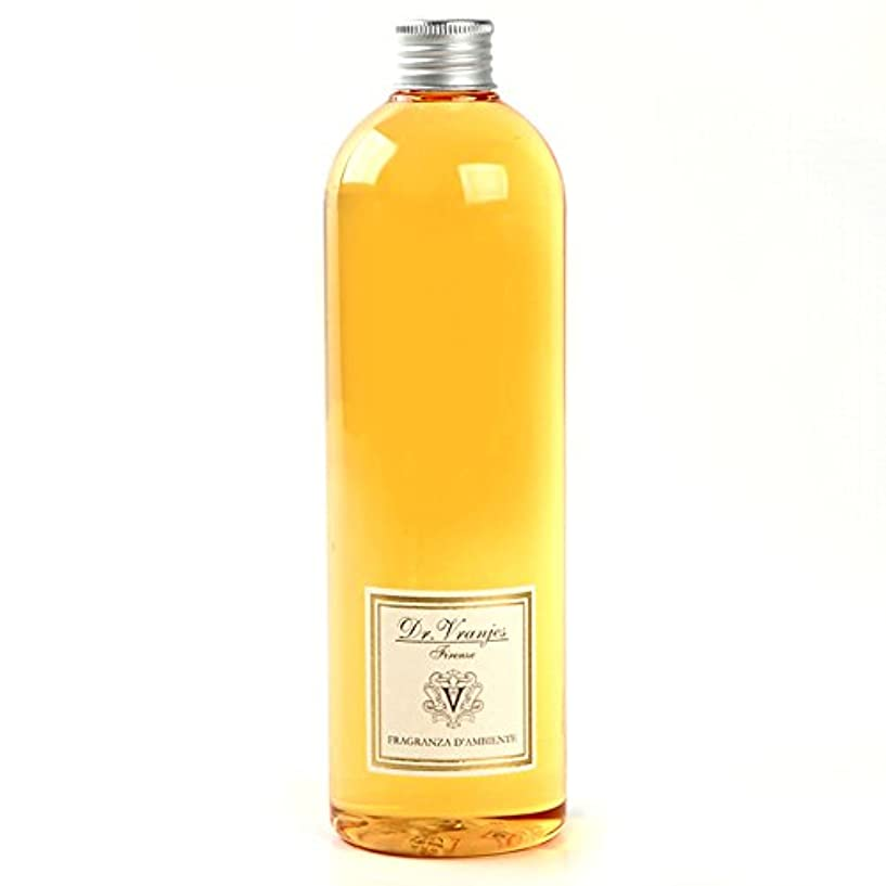 灌漑才能コートドットール?ヴラニエス(Dr Vranjes) ルームフレグランス 詰替え用 500ml レモン&マンダリン