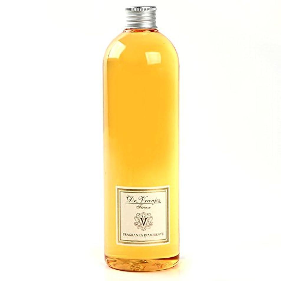 遠い放牧する後退するドットール?ヴラニエス(Dr Vranjes) ルームフレグランス 詰替え用 500ml レモン&マンダリン