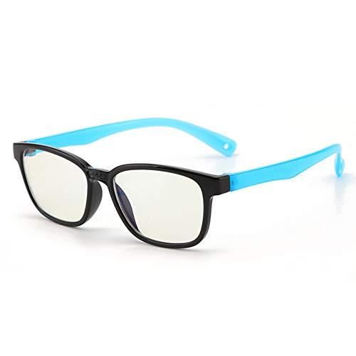 MYQ Blue Light Blocking Glasses for Kids, Anti-glare Blue Ray Filter Glasses for Eyes Protection of Boys Girls