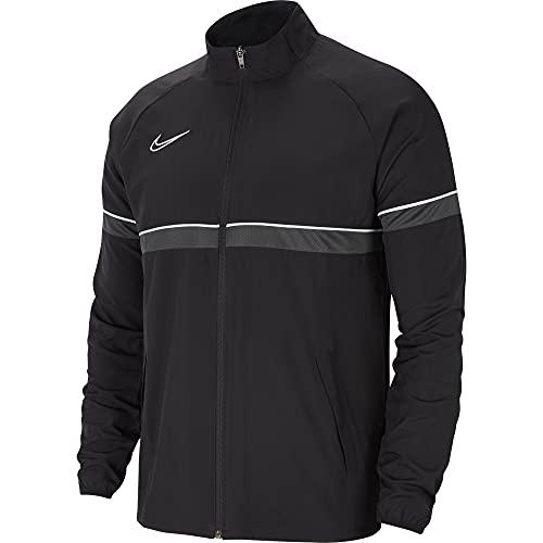 Nike Dri-Fit Academy, Giacca Sportiva Uomo, Nero/Bianco/Antracite/Bianco, S