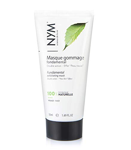 NEEM-NYM-Masque gommage fondamentale-neem-peeling-100% naturelle-