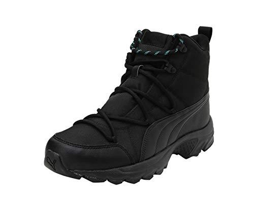 PUMA Zapatillas de senderismo AXIS TR Boot WTR Trail para exteriores, color negro, resistentes al agua, color Negro, talla 44 EU