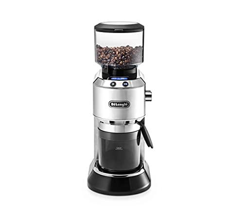 De'Longhi Dedica Style KG521.M Coffee Grinder - Silver