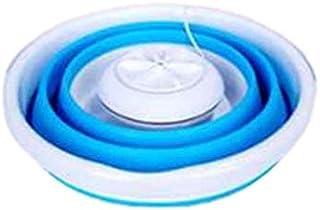 #N/V Fällbar tvättmaskin ultraljud turbo mini tvättmaskin ministrumpor och trosor rengöringsartefakt