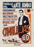 Figuras del cante jondo. Canalejas (Flamenco y folclore andaluz)