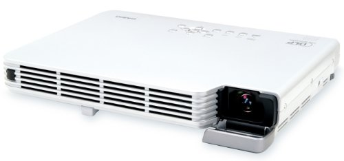 CASIO スーパースリム プロジェクター 薄型 B5サイズ XJ-SC215 2500ルーメン PCレスプレゼン USBメモリー対応