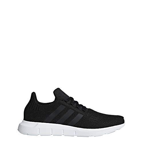 adidas Swift Run, Zapatillas de Gimnasia Hombre, Negro (Core Black/Core Black/FTWR White Core Black/Core Black/FTWR White), 36 EU