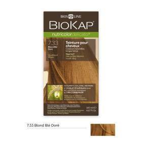 Nutri Delicato Haarfarbe + Weizenblond Gold 7.33