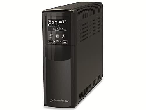 PowerWalker VI 1500 CSW gruppo di continuità (UPS) A linea interattiva 1500 VA 900 W 4 presa(e) AC