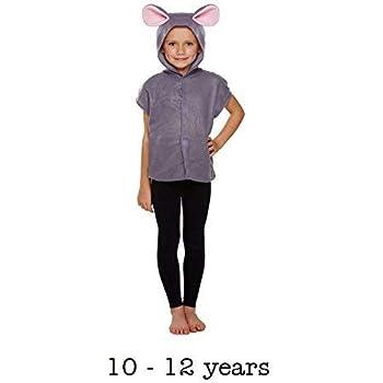 Disfraz de ratón Infantil Talla Grande Edad 10-12 años: Amazon.es ...