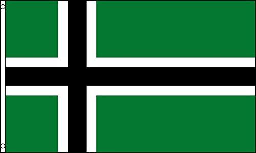 AZ FLAG Flagge VINLAND Wikinger 150x90cm - WINLAND Fahne 90 x 150 cm - flaggen Top Qualität