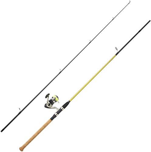 Lsrryd Canne à pêche, Tige de Main portative télescopique de