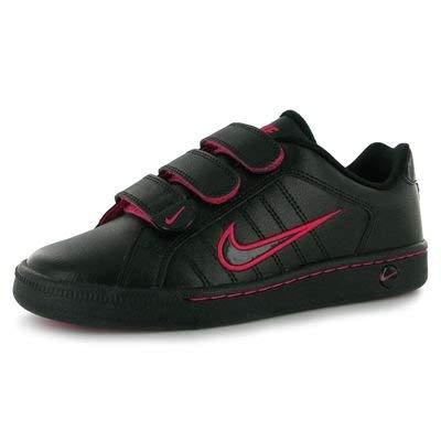 Nike Women's Legend React Running Shoes, Atmosphere Grey/True Berry-Gunsmoke (US 9)