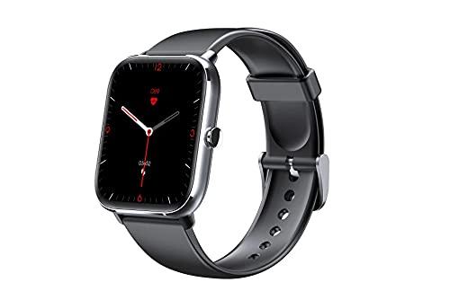 Reloj inteligente para mujer, smatwatch, deportivo, podómetro, pulsómetro, presión arterial, reloj inteligente, impermeable, cronómetro, alarma, termómetro, 24 modos de deporte, para iOS y Android