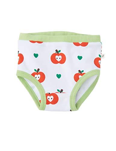 Bio Baby und Kinderslip 100% Bio-Baumwolle (kbA) GOTS zertifiziert, Apfel, 98/104
