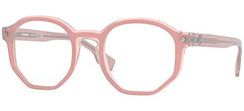 Occhiali da vista Burberry B MONOGRAM BE 2317 Pink 48/21/140 donna