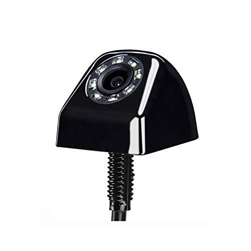 CICMOD Rückfahrkamera HD Universal Rückansicht Kamera mit 8 LED Auto Einparkhilfe Verbessert Nachtsicht Weitwinkel Wasserdicht KFZ Rückfahrkamera