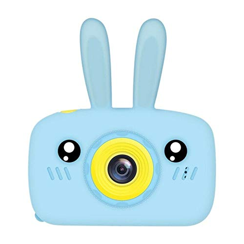 Kindercamera Hd PZNSPY 2 inch kinderen camcorder camera creatieve geschenken voor meisjes mini camcorder Blauw