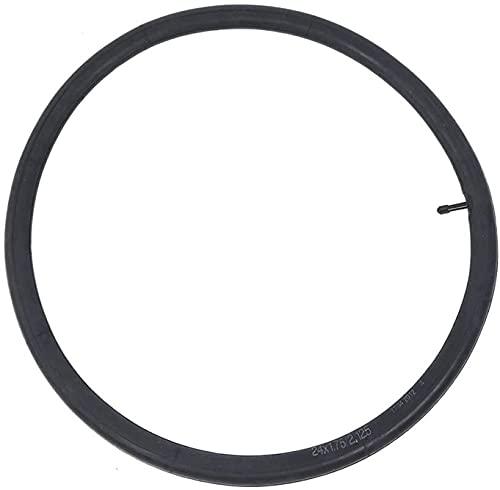 XINKONG 2 unids Neumático de Bicicleta 16/18 / 20/22/24 / 26x1.75/2.125 Bicicleta de montaña Niños Bicicleta Tubo Interior (Color : 24x1.75)