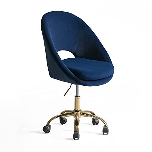 Bürostuhl mit Rollen Drehstuhl ohne...