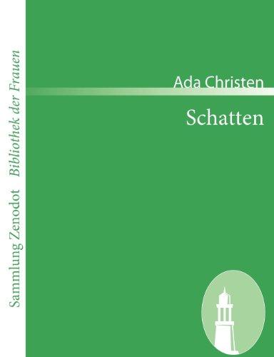 Schatten (Sammlung Zenodot\bibliothek Der Frauen)