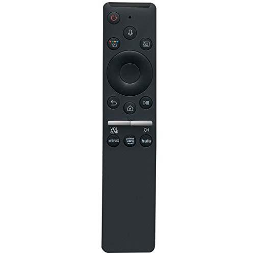 Replacement Bluetooth Voice TV Remote Control Controller with Mic for Samsung UN43TU8000FXZA UN50TU8000FXZA Crystal UHD TU-8000 Series - 4K UHD HDR Smart TV
