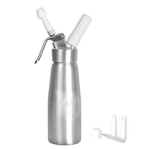 dailymall 500ml Sahnespender Sahnesyphon Cream Whipper Dispenser