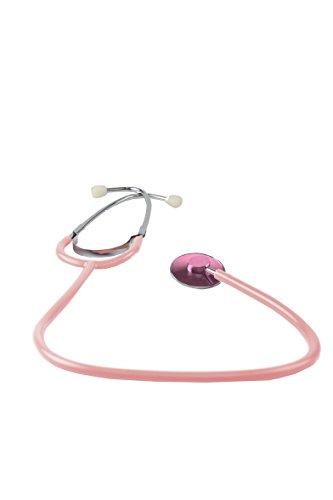 Schwestern-Stethoskop - mit rosa Schlauch - 1 Stück