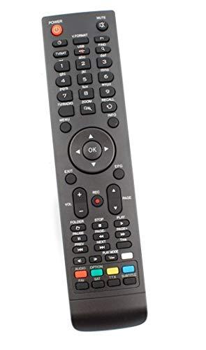 SAB F+ Solo HD Linux ontvanger compatibele afstandsbediening