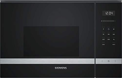 Siemens iQ500 BF555LMS0 micro-onde Intégré - Micro-ondes (Intégré, Micro-ondes uniquement, 25 L,...