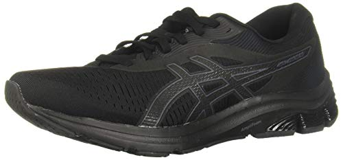 ASICS Herren Gel-Pulse 12 Running Shoe, Schwarz, 42.5 EU