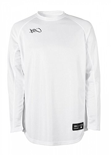 k1x hardwood Anti Gravity long sleeve white