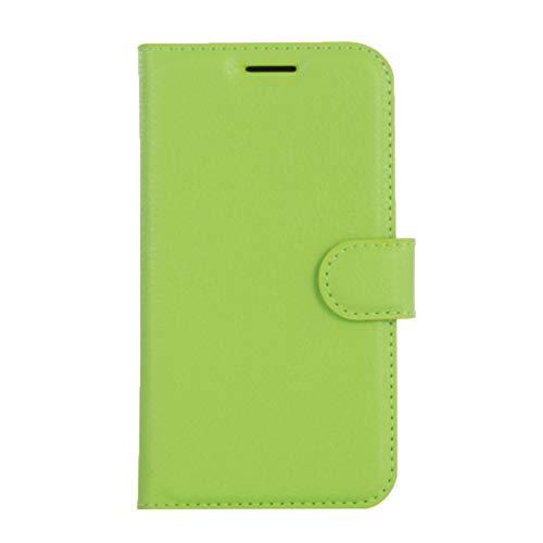 Estuches de cuero de teléfono For Samsung Galaxy J1 Pro y J1 (2016) / J120 Litchi Texture Horizontal Flip Funda de cuero con hebilla magnética y soporte y ranuras for tarjetas y billetera