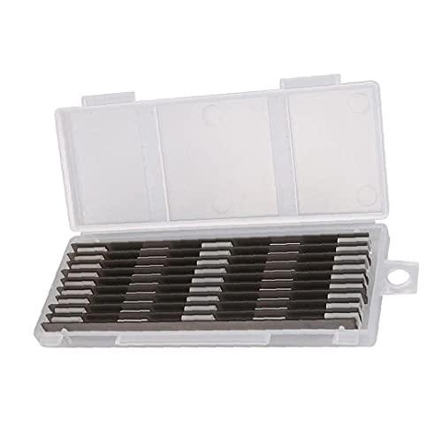 Piallatrice elettrica accessori di piallatrice portatile sostituibile in acciaio ad alta velocità in acciaio in legno rasoio fit 10pcs