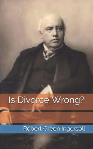 Is Divorce Wrong?