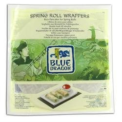 BLUE DRAGON Vietnamese Spring Roll Wrappers 134g by Blue Dragon