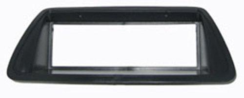 Autoleads FP-01-00 Adaptateur de façade d'autoradio Single DIN pour Fiat Brava Bravo Marea Noir