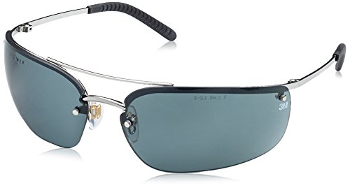 3M Metal1Si Metaliks Schutzbrille, Grau