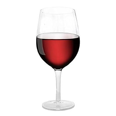 Kovot Giant Wine Glass Holds a Whole Bottle of Wine, 27 oz/800ml, X-Large