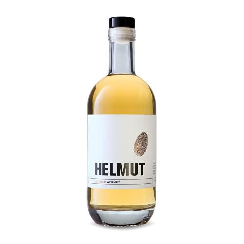 HELMUT - Deutscher Premium Vermouth, handgefertigt in Hamburg. (Weiß)