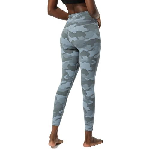 QTJY Medias de protección de Sentadillas Desnudas de Yoga Suave de Cintura Alta para Mujer Pantalones de Ejercicio de Control Abdominal Pantalones de Correr elásticos K XL
