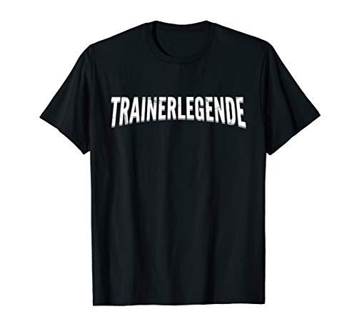 Motiv-Sprüche Coach Coaching Sportlehrer Trainer T-Shirt